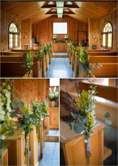 green yellow and white floral aisle decor Wedding Church Aisle, Wedding Ceremony Flowers, Church Ceremony, Chapel Wedding, Dream Wedding, Wedding Ceremonies, Wedding Bells, Wedding Chapel Decorations, Ceremony Decorations