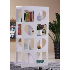 4 Shelf Contemporary Bookcase in High Gloss White - 191855 For Sale, Buy from Bookcases & Shelves collection at MyDeal for best discounts. 4 Shelf Bookcase, Bookcases, Contemporary Bookcase, Presents For Kids, High Gloss, Storage Spaces, Things To Come, Stuff To Buy, Frames