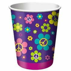 Creative Converting Groovy Girl Hot or Cold Beverage Cups, 8 Count by Creative Converting. $4.86. Holds 9 oz. Perfect supplies for a birthday party, a 70's themed party or just for when the cheerleading squad gets together at your house. See Creative Converting's coordinating line of party goods and dinnerware, paper plates, napkins, cupcake toppers, hanging decorations, banners, invitations, loot bags and more. 8 count. Groovy girl themed paper beverage cups. From the Manufactu...