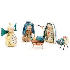 Roly Poly Nativity Scene Snowman