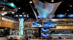 Dubai TV - Dubai, U.A.E - Newsrooms Set Design - 4