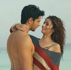 Alia Bhatt ( If you like than please follow ) Alia and Siddharth on the beach