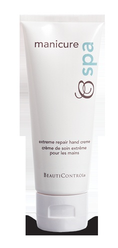 BC Spa Manicure Extreme Repair Hand Creme - I can't live without this product! Benefits last through 3 hand washings!
