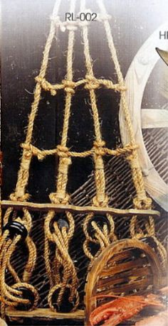 Nautical rope ladder for your nautical decorating or pirate theme spaces from a trusted online seller since Ship Ladder, Rope Ladder, Nautical Gifts, Nautical Rope, Nautical Party, Vintage Nautical, Pirate Halloween Party, Halloween 2019, Halloween Ideas