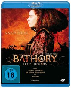 Bathory - Countess Of Blood UNCUT Edition, Region Code B - Europe Blu-ray With an unquenchable thirst for blood, Countess Elizabeth Bathory was one of the most prolific serial killers in histor Elizabeth Bathory, Vincent Regan, Anna Friel, Dark Blood, Music Film, I Feel Good, Serial Killers, Samhain, Horror Movies