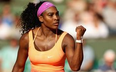"""Serena Williams won Wimbledown Saturday, so J.K. Rowling went on Twitter to express her excitement: """"I love her,"""" she wrote. """"What an athlete, what a role model, what a woman!"""" One Twitter user responded by writing, """"ironic then that main reason for her success is that she is built like a man"""" — so Rowling took that opportunity to slam said Twitter user."""