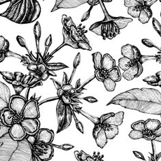 Flowers · Studio misspiggy · Almofadas · R$55,00