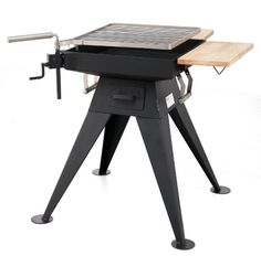 Charcoal BBQ Grill - Seaport Buy this and much more home & living products at http://www.woonio.co.uk/p/charcoal-bbq-grill-seaport/