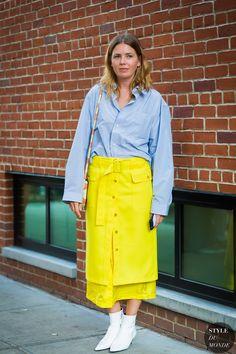 Megan Bowman Gray by STYLEDUMONDE Street Style Fashion Photography
