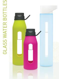 Takeya. I have this in the pink 22 oz. Great for water or my Glowing Green Smoothies! $19.99