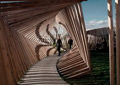 Instalación Ekko, Thilo Frank, Alemania