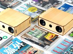 Music enhances life, and the Magazine Size Bluetooth Speaker is designed for that exact purpose.