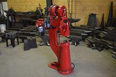 Completely Rebuilt 25 lb Little Giant Power Hammer Blacksmith Anvil Forge Iron | eBay