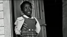 A little girl integrated an all-white elementary school in New Orleans on November 14, 1960. Her innocence and endurance became a powerful image in the Civil Rights movement.