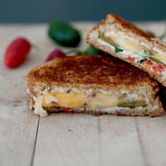 10 Grilled Cheese Sandwiches Inspired by Other Ridiculously Comforting Foods. Jalapeño poppers grilled cheese