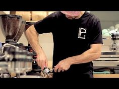 Extract Everything Espresso Tamping Tutorial Best Espresso, Entry Level, Barista, Everything, Grinding, Helpful Tips, Walks, Mens Tops, Tea