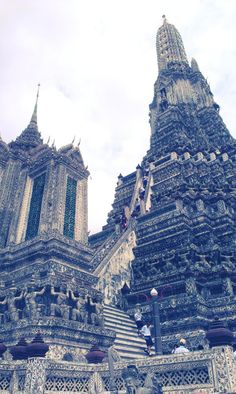 Wat Arun, Bangkok. fave temple in my beloved Bkk