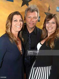 Jon Bon Jovi Dorothea and Stephanie