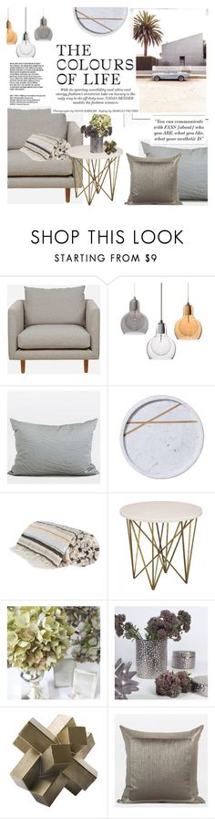"""""""the colours of life"""" by ghomecollection on Polyvore featuring interior, interiors, interior design, home, home decor, interior decorating, Polaroid, rag & bone and Regina Andrew Design"""