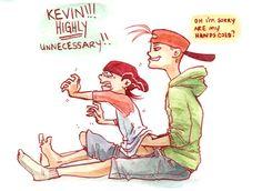 """Ed, Edd n Eddy - Kevin x Edd """"Double D"""" - KevEdd"""