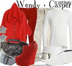 casper and wendy costume. disney bound | disneybound pinterest bound, and inspired casper wendy costume