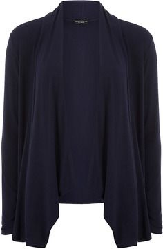 ShopStyle.co.uk: Navy jersey cardigan £18.00