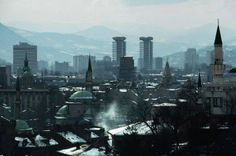 Sarajevo, Yugoslavia 1983. #Sarajevo