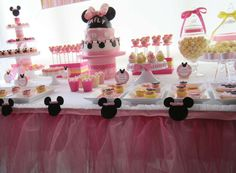 Minnie Mouse Birthday Party Ideas | Photo 3 of 15 | Catch My Party
