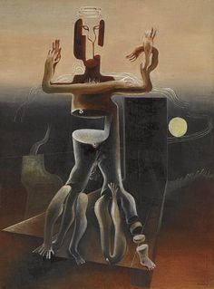 Otto Tschumi (Swiss, 1904 - 1985) / Der wilde Mann 1938 Thing 1, Painting, Image, Google, Pintura, Art Ideas, Painting Art, Paintings, Painted Canvas