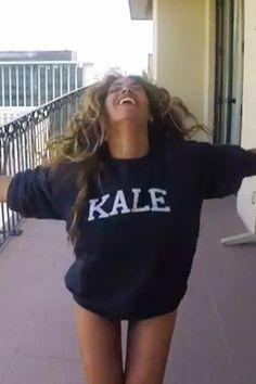 Sub_Urban Riot Kale Unisex Sweatshirt in Navy