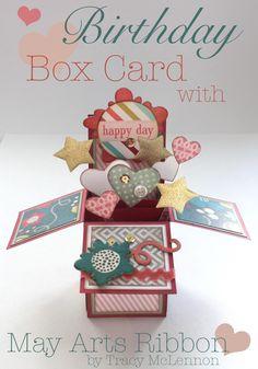 A Birthday Pop-Up Box Card