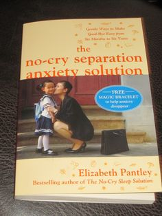 This book is a wonderful resource for #parents or #teachers who are dealing with #Separation Anxiety! The comment section is especially enlightening!