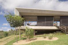 Residência\ Brasil (Brasília - DF), 2014. 3.4 Arquitetura\ Casa Solar da Serra.