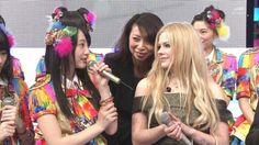 SKE48 matsui rena/Avril music station