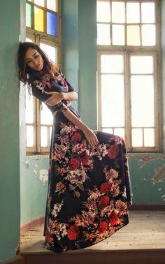Moda per principianti: L'abito lungo per ciascuna forma del corpo