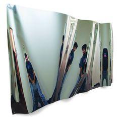 Fleksibel Spejlfolie, stor ca.135x210 cm² EuroDidact
