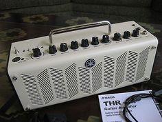 # Yamaha THR10 10 watt Guitar Amp please retweet