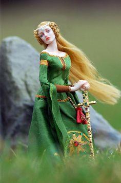 Anna Hardman dolls | By Anna Hardman | Doll Obsessions | Pinterest