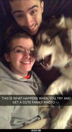 Dog is tired of your family photo sh*t#funny #lol #lolzcat