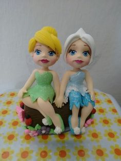 Tinker Bell e Periwinkle