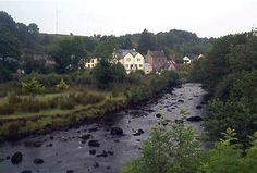 The Shannon River in County Cavan