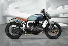 """""""Logan"""" R100R / ER Motorcycles"""