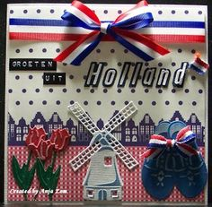 Anja Zom kaartenblog:Holland Marianne Design, Holland, Diy Cards, 4th Of July Wreath, Making Ideas, Advent Calendar, Birthdays, Card Making, About Me Blog