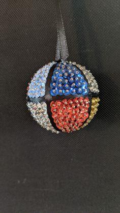 Christmas Balls, Diy, Christmas Baubles, Bricolage, Do It Yourself, Homemade, Diys, Crafting