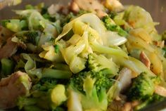 Chicken & Broccoli Stir Fry - Clean Eats In The Zoo