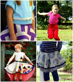 """luvinthemommyhood: Comfy Knit Ruffle Dress Tutorial with Guest """"Me Sew Crazy"""""""