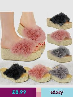 Branded Slippers #ebay #Clothes, Shoes & Accessories