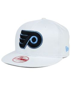 New Era Philadelphia Flyers Legend Blue 9FIFTY Snapback Cap
