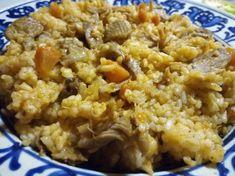 Ludas kása | kajakóma receptje - Cookpad receptek Fried Rice, Oatmeal, Breakfast, Ethnic Recipes, Food, The Oatmeal, Morning Coffee, Rolled Oats, Essen
