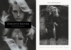 LFW S/S 2015 STORM SHOW PACKAGE - CHARLOTTE NOLTING